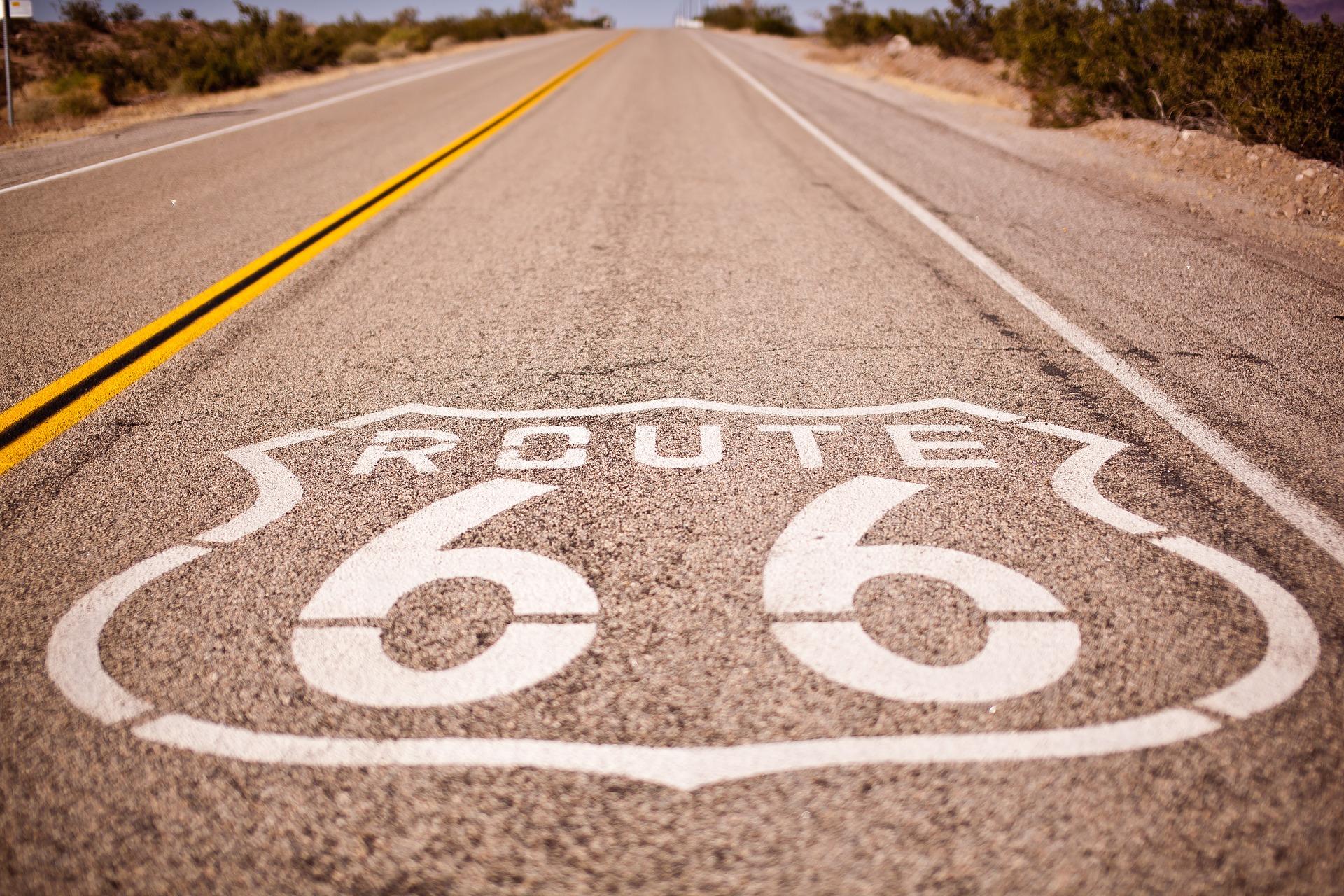 Comment organiser son voyage à moto sur la Route 66 ?