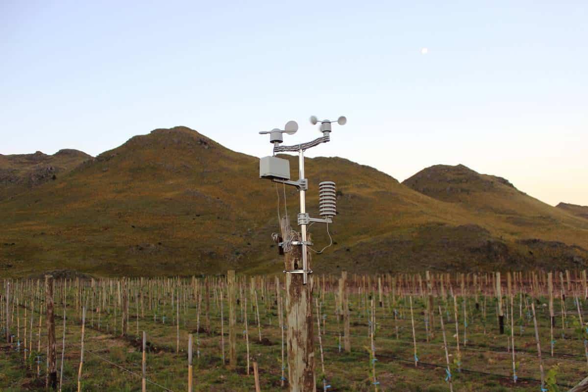 Quelle est l'utilité d'installer une station météo dans son champ ?